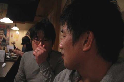 宇田応之研究室OB会(2010年12月11日開催) 12月11日(土)17:30より、高田馬場B